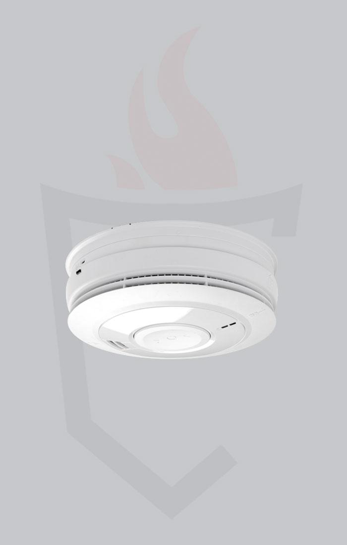Rookmelder EI 230v koppelbaar